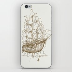 Voyage Home iPhone & iPod Skin