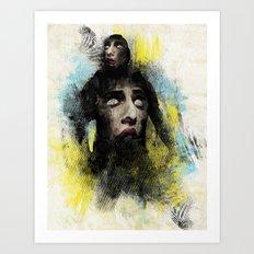 Creeper Art Print