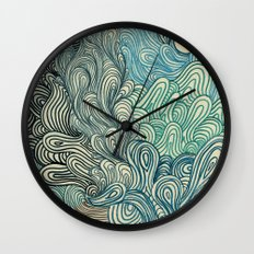 Friday Afternoon Wall Clock