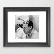 Hal Batros Framed Art Print