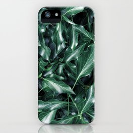 Ivy 01 iPhone Case