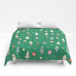 Cristmas joy Comforters