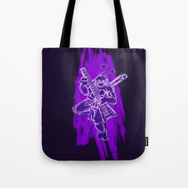 TMNT Rock: Don Tote Bag