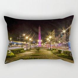 Petrópolis at night Rectangular Pillow