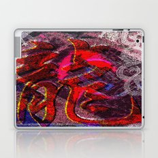 Neon Encyclopedia Laptop & iPad Skin