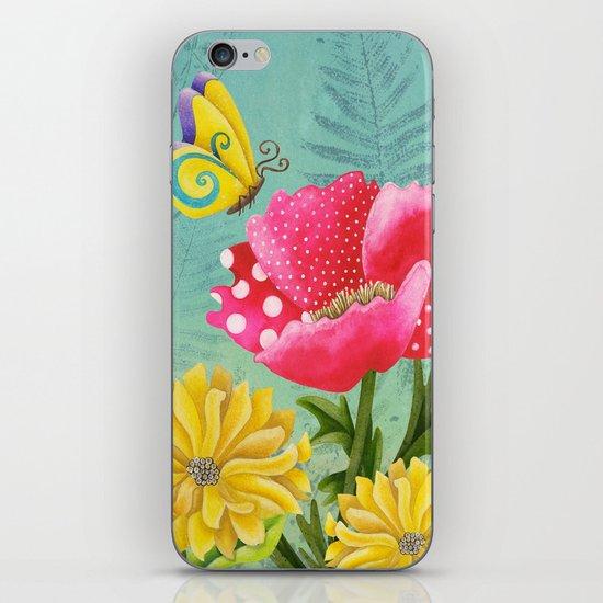 Wondrous Garden iPhone & iPod Skin