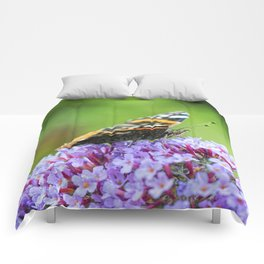 Butterfly V Comforters