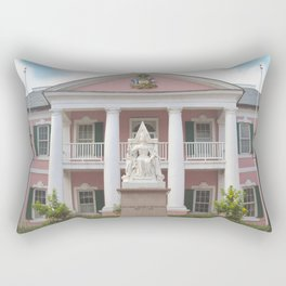Parliament Square, Nassau, The Bahamas Rectangular Pillow