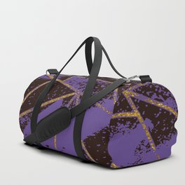 Abstract #989 Duffle Bag