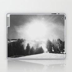 Blowing Snow Laptop & iPad Skin