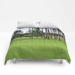 Warming Up Comforters