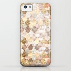 MERMAID GOLD Slim Case iPhone 5c