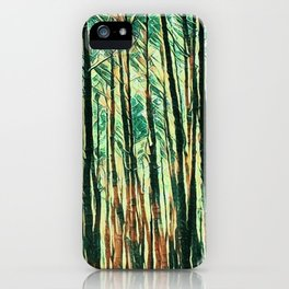 tree of paint iPhone Case