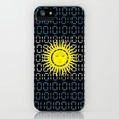 digital Flag (Argentina) iPhone (5, 5s) Slim Case