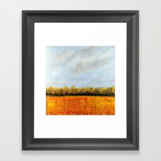 Oakdale Nature Preserve Framed Art Print