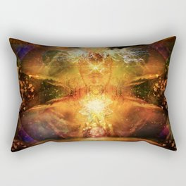 Visionary Insight Rectangular Pillow