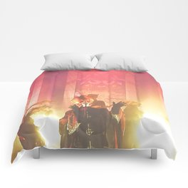 Secular Haze. Comforters