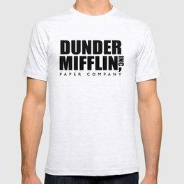 Dunder Mifflin - the Office T-shirt