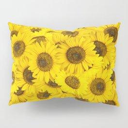 Lots of sunflowers Pillow Sham