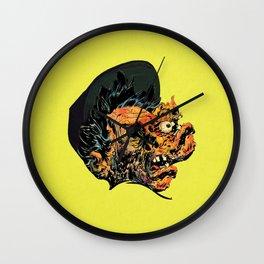 evil boy 2 Wall Clock
