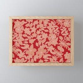 My Flower Design 5 Framed Mini Art Print