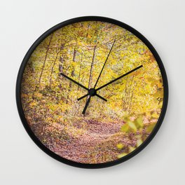 Take a Skip Wall Clock