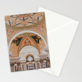 Library of Congress Washington DC Stationery Cards
