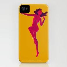 Mama Feelgood iPhone (4, 4s) Slim Case