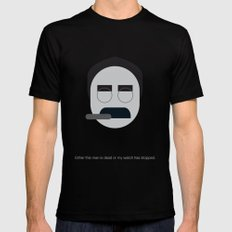 FC - Groucho Black Mens Fitted Tee X-LARGE