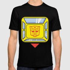 Transformers - Bumblebee Black Mens Fitted Tee MEDIUM