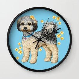 Bailey is a Pretty Pretty Princess Wall Clock