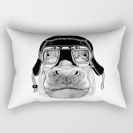 Begemot Speed Rebel Rectangular Pillow