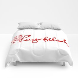 Ray Fillet's Ray-fil-A Comforters