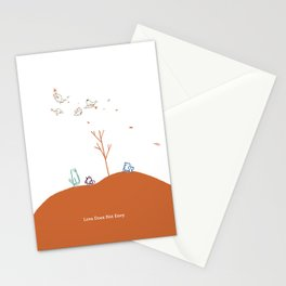 Love Does Not Envy Stationery Cards