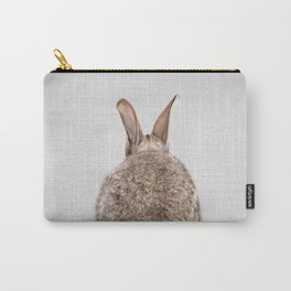Rabbit Tail - Colorful Carry-All Pouch