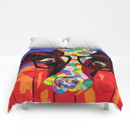 Spectacled Cow Comforters