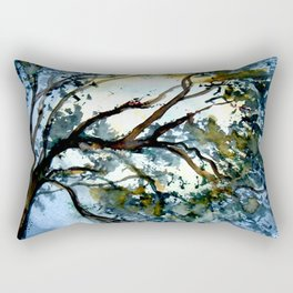 Dancing in the Moonlight Rectangular Pillow