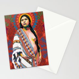 Andean Goddess, Pachamama Stationery Cards