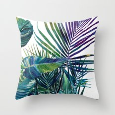 The jungle vol 2 Throw Pillow