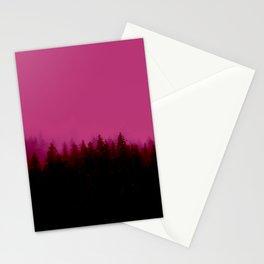 Alaskan Fog 0388 - Raspberry Stationery Cards