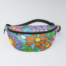 Springtime Series #4 Bee's Fanny Pack