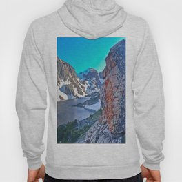 Froze To Death Lake Hoody