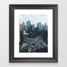 Manila, Philippines  Framed Art Print