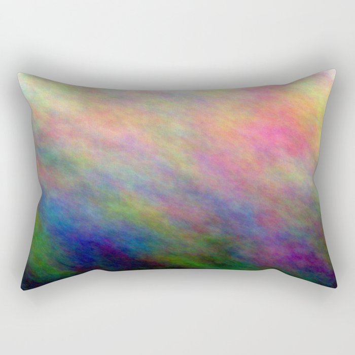 What Are You Laughin' At? Rectangular Pillow