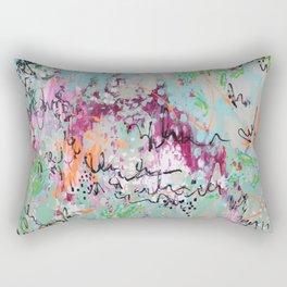 Love & Understanding Rectangular Pillow