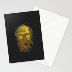 C3PO Splash Stationery Cards