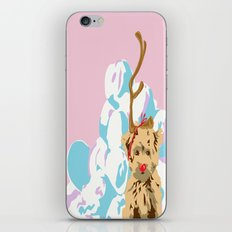 Merry Grinchmas iPhone & iPod Skin