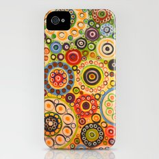 Mardi Gras iPhone (4, 4s) Slim Case