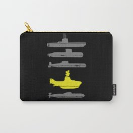 Know Your Submarines Carry-All Pouch