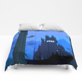 The Missing Time Comforters